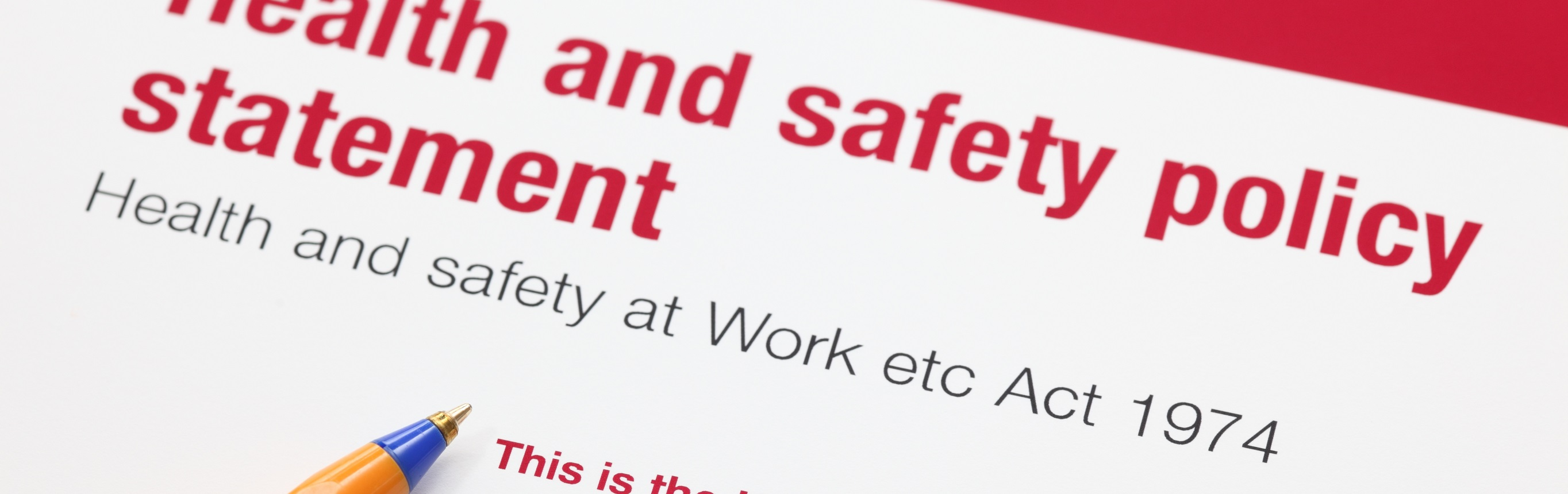 Why we really should be celebrating 45 years of Health & Safety