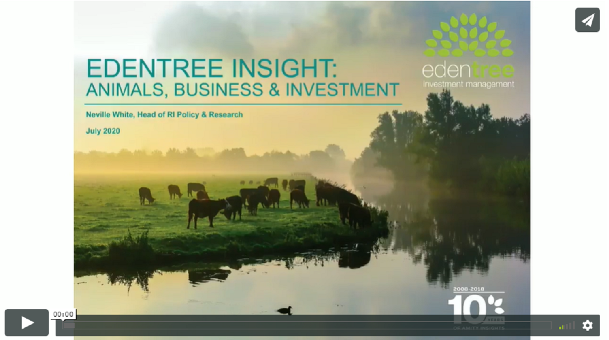 Edentree Insight: Animal, Business and Investment
