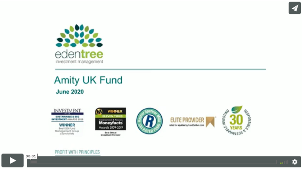 Amity UK Fund Update