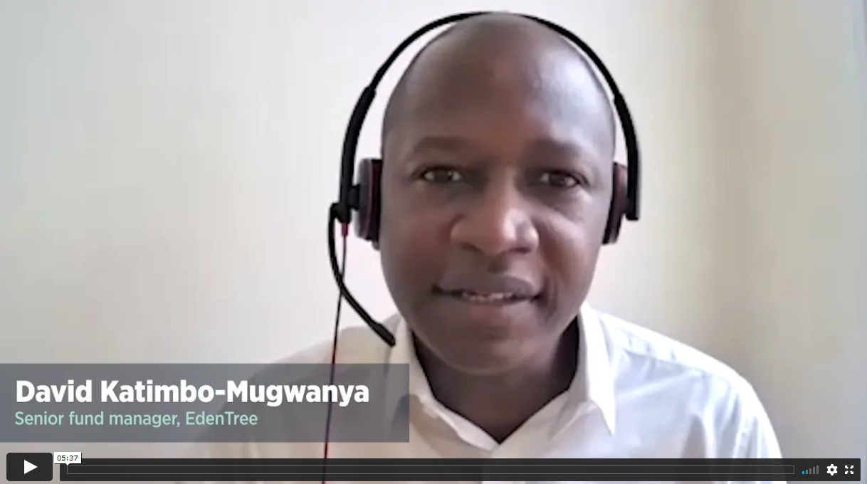 An interview with David Katimbo-Mugwanya, Senior Fund Manager