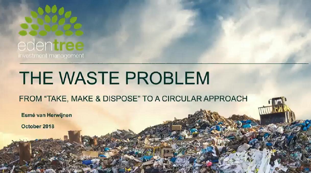 Amity Insight: The Waste Problem